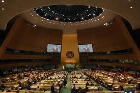 ONU reunion internacional